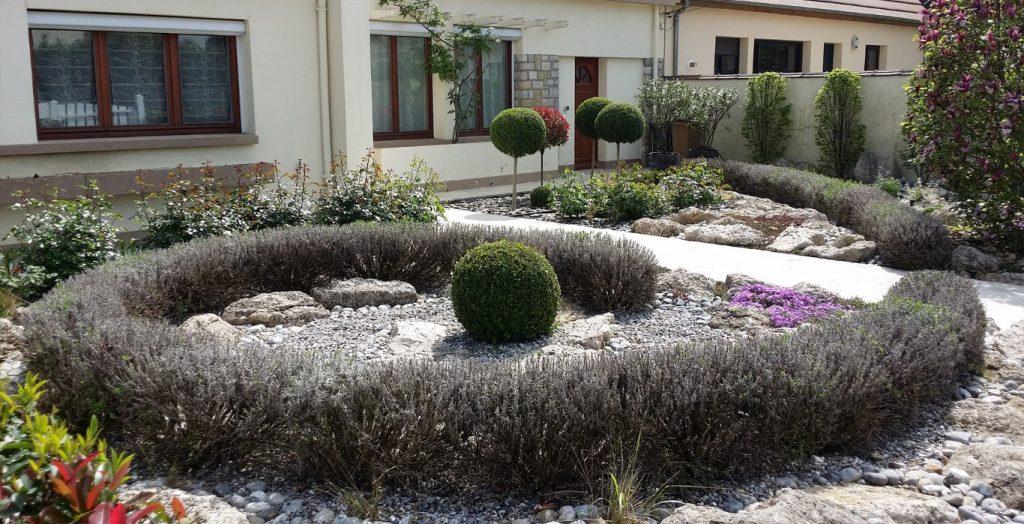 Concepteur de jardins